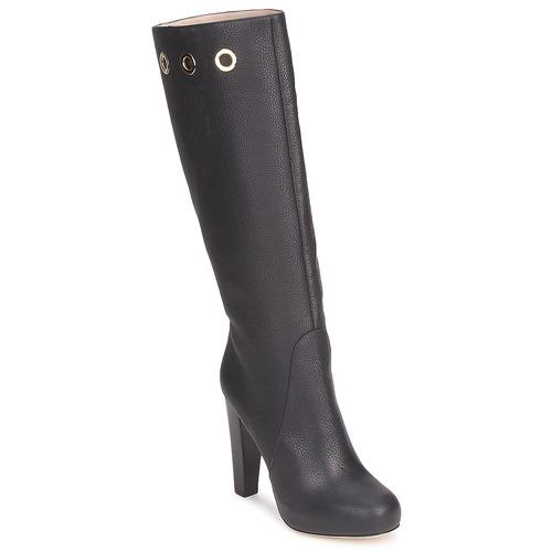 kengät Naiset Saappaat Escada EUDOXIE Musta