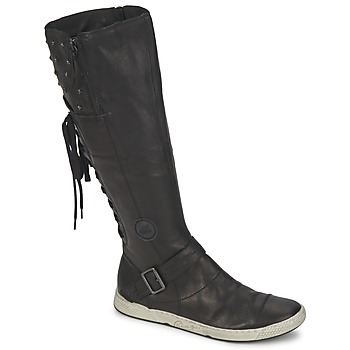 kengät Naiset Saappaat Pataugas JOSS Black