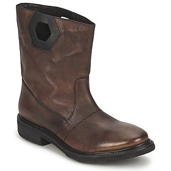 kengät Naiset Bootsit Bikkembergs TEXANINO 12 Tdm
