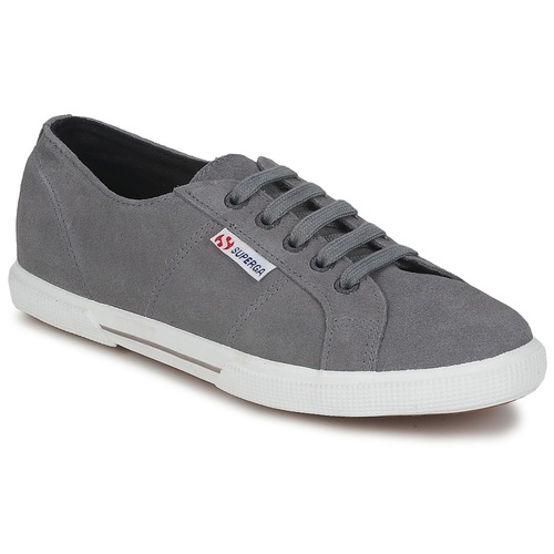kengät Matalavartiset tennarit Superga 2950 Grey