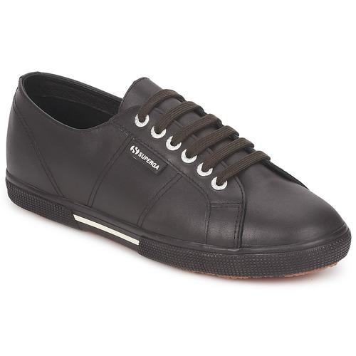 kengät Matalavartiset tennarit Superga 2950 Chocolat