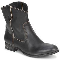 kengät Naiset Bootsit n.d.c. SAN MANUEL CAMARRA SLAVATO Black