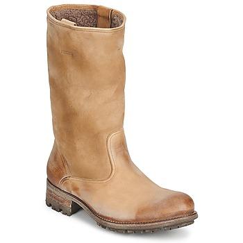 kengät Naiset Saappaat n.d.c. VALLEE BLANCHE KUDUWAXOIL/DFA Brown