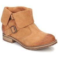 kengät Naiset Bootsit Casual Attitude ELDONE Brown