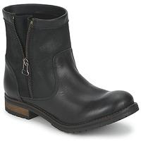 kengät Naiset Bootsit Casual Attitude ISPINI Black