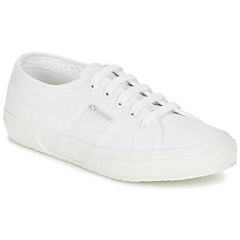 kengät Matalavartiset tennarit Superga 2750 CLASSIC Valkoinen