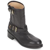 kengät Naiset Bootsit Kallisté 5609 Black