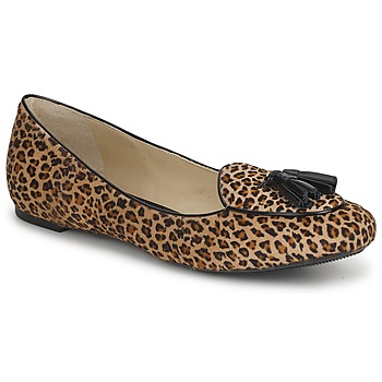 kengät Naiset Balleriinat Etro EDDA Black / Brown / Beige