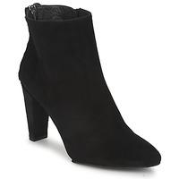 kengät Naiset Nilkkurit Stuart Weitzman ZIPMEUP Black