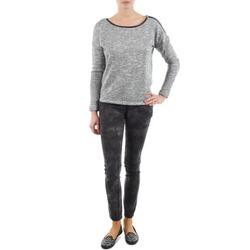 vaatteet Naiset 5-taskuiset housut Esprit superskinny cam Pants woven Kaki