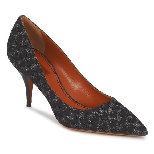 kengät Naiset Korkokengät Missoni WM080 Black