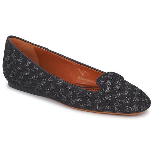 kengät Naiset Mokkasiinit Missoni WM069 Black