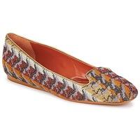 kengät Naiset Mokkasiinit Missoni WM004 Multicolour