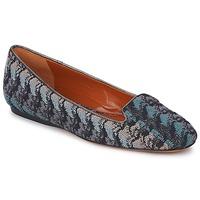 kengät Naiset Mokkasiinit Missoni WM004 Blue