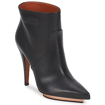 kengät Naiset Nilkkurit Missoni WM035 Musta