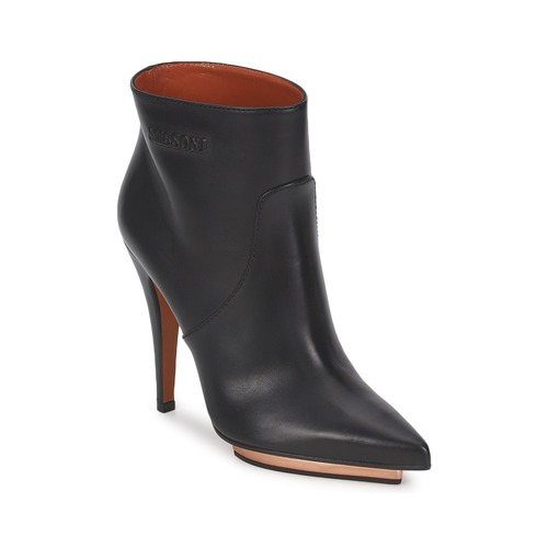 kengät Naiset Nilkkurit Missoni WM035 Black