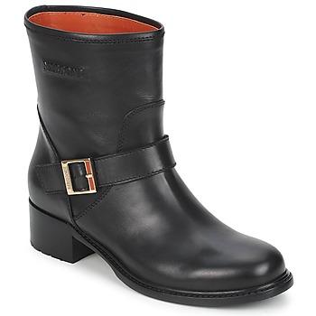 kengät Naiset Bootsit Missoni WM028 Musta