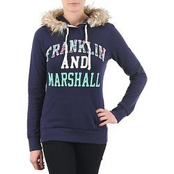 vaatteet Naiset Svetari Franklin & Marshall COWICHAN Laivastonsininen