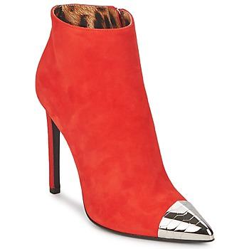 kengät Naiset Nilkkurit Roberto Cavalli WDS213 Red