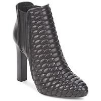 kengät Naiset Nilkkurit Roberto Cavalli WDS227 Black