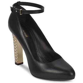 kengät Naiset Korkokengät Roberto Cavalli WDS230 Black