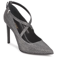 kengät Naiset Korkokengät Roberto Cavalli WDS234 Grey