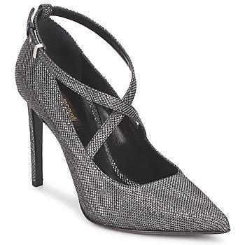 kengät Naiset Korkokengät Roberto Cavalli WDS234 Grey