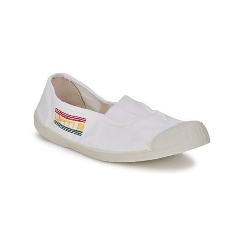 kengät Naiset Balleriinat Wati B LYNDA White