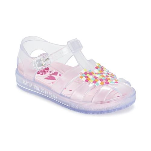 kengät Tytöt Sandaalit ja avokkaat Agatha Ruiz de la Prada BASILA White