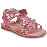 kengät Tytöt Sandaalit ja avokkaat Agatha Ruiz de la Prada NUEL Pink