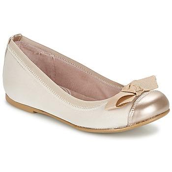 kengät Tytöt Balleriinat Garvalin MAT BEIGE