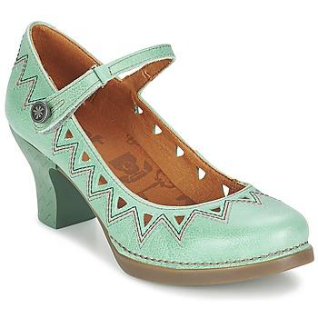 kengät Naiset Korkokengät Art HARLEM 943 Turkoosi