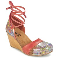 kengät Naiset Sandaalit ja avokkaat Art VALBY 499 Monivärinen