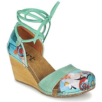 kengät Naiset Sandaalit ja avokkaat Art VALBY 499 Green