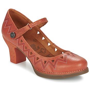 kengät Naiset Korkokengät Art HARLEM 943 CORAIL