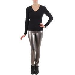 vaatteet Naiset 5-taskuiset housut S.Oliver PANTS Argenté