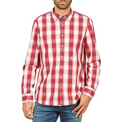 vaatteet Miehet Pitkähihainen paitapusero Gaastra ECHO SOUNDING Red