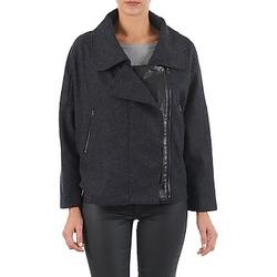 vaatteet Naiset Pusakka Color Block 3222271 Black