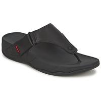 kengät Miehet Varvassandaalit FitFlop TRAKK II Black