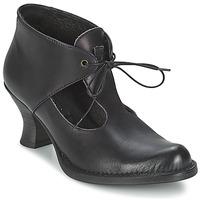 kengät Naiset Nilkkurit Neosens ROCOCO COLA Black