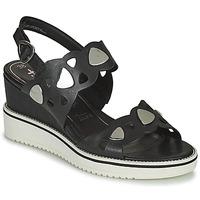kengät Naiset Sandaalit ja avokkaat Tamaris MAGDA Black