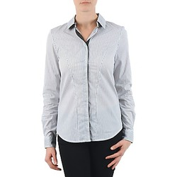 vaatteet Naiset Paitapusero / Kauluspaita La City OCHEMBLEU Grey