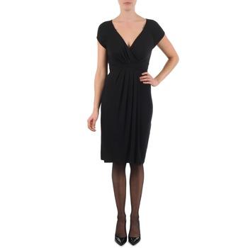 vaatteet Naiset Lyhyt mekko La City ROBE3D1B Black