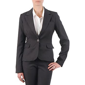 vaatteet Naiset Takit / Bleiserit La City VTANIA Grey