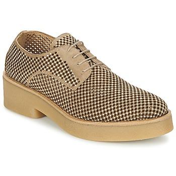 kengät Naiset Derby-kengät Now TORAL Brown