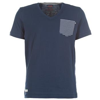 vaatteet Miehet Lyhythihainen t-paita Gaastra DUSK Laivastonsininen