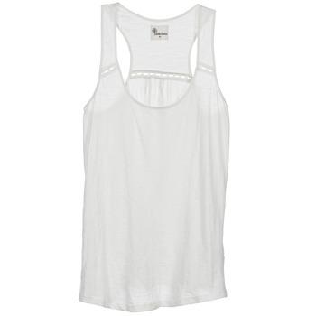 vaatteet Naiset Hihattomat paidat / Hihattomat t-paidat Stella Forest ADE005 White
