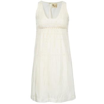 vaatteet Naiset Lyhyt mekko Stella Forest ARO015 ECRU