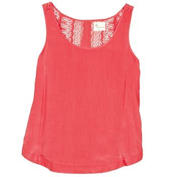 vaatteet Naiset Hihattomat paidat / Hihattomat t-paidat Stella Forest ADE009 Pink