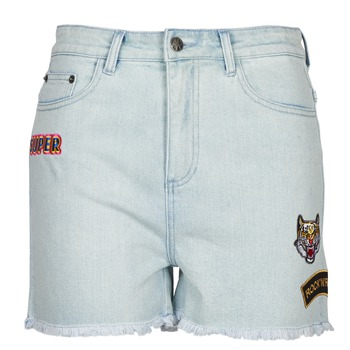 vaatteet Naiset Shortsit / Bermuda-shortsit American Retro BORIS Blue